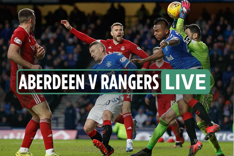Aberdeen vs Rangers LIVE SCORE: Kent bags first goal of new season – stream, TV, Scottish Premiership latest updates
