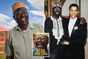 Barack Obama's half-brother rips his 'cold and ruthless' sibling and urges US to vote for Trump