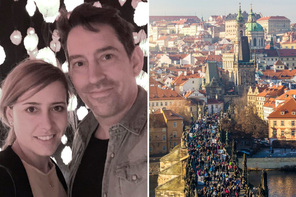 Brit's wedding in Czech Republic left in tatters as guests flee home before ceremony to beat 14-day quarantine