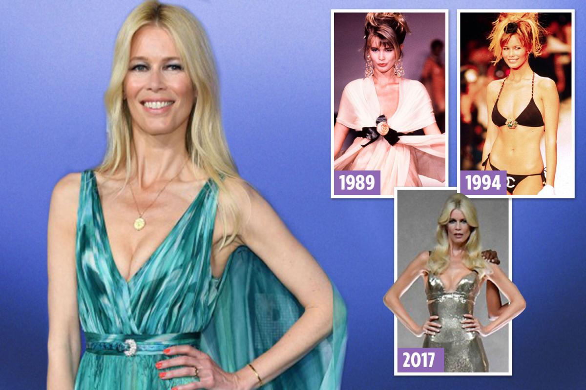 Claudia Schiffer's 'never felt more confident' as she celebrates turning 50