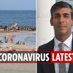 Coronavirus UK LIVE: Balearic and Canary Islands STAY on quarantine list as Eat Out To Help Out launched TODAY