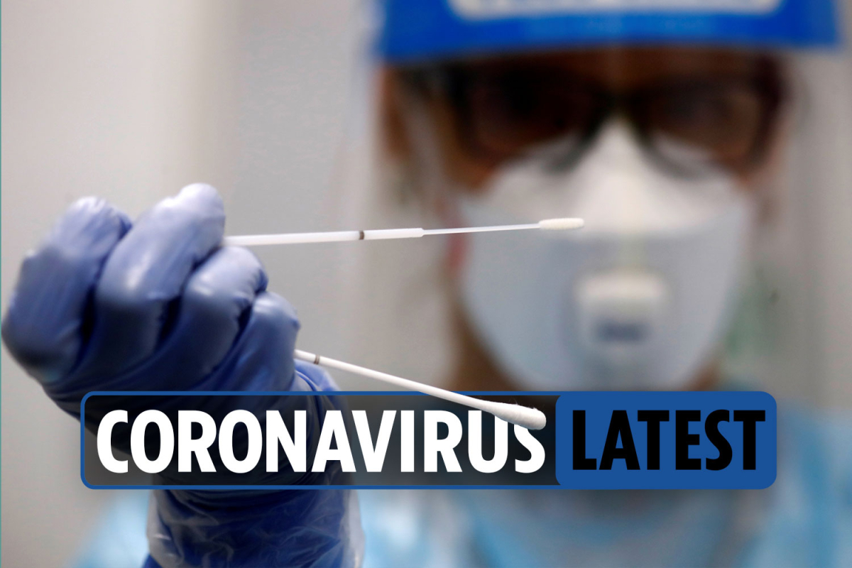 Coronavirus UK news LIVE: Millions of school pupils will have to wear face masks in England next week