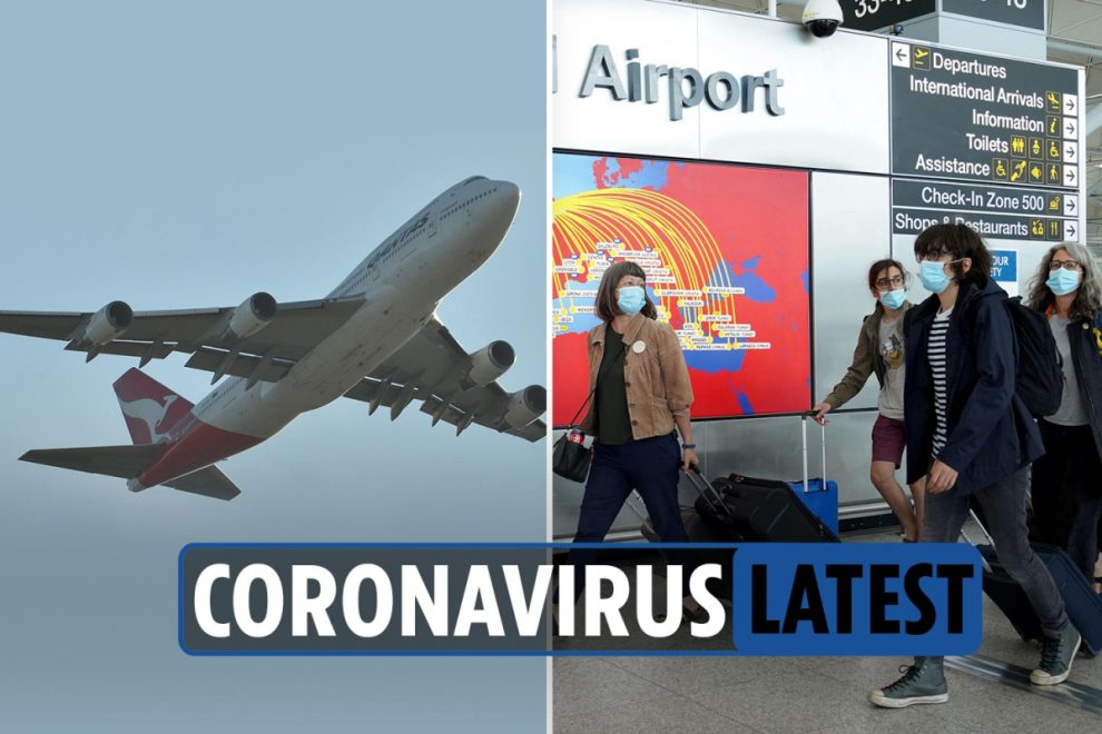 Coronavirus news LIVE: Andorra, Belgium and the Bahamas added to quarantine list as UK cases see biggest jump in 41 days