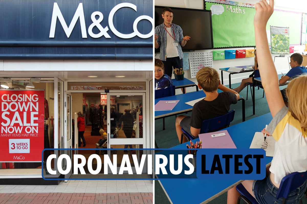 Coronavirus news LIVE: UK to be declared in recession this week as deaths hit 46,574 – latest updates