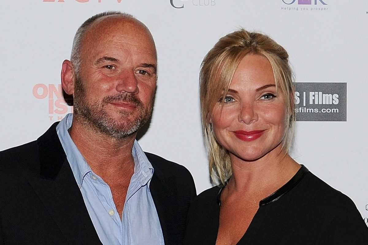 EastEnders' Samantha Womack has split from her husband Mark but they're still living together after 11 years
