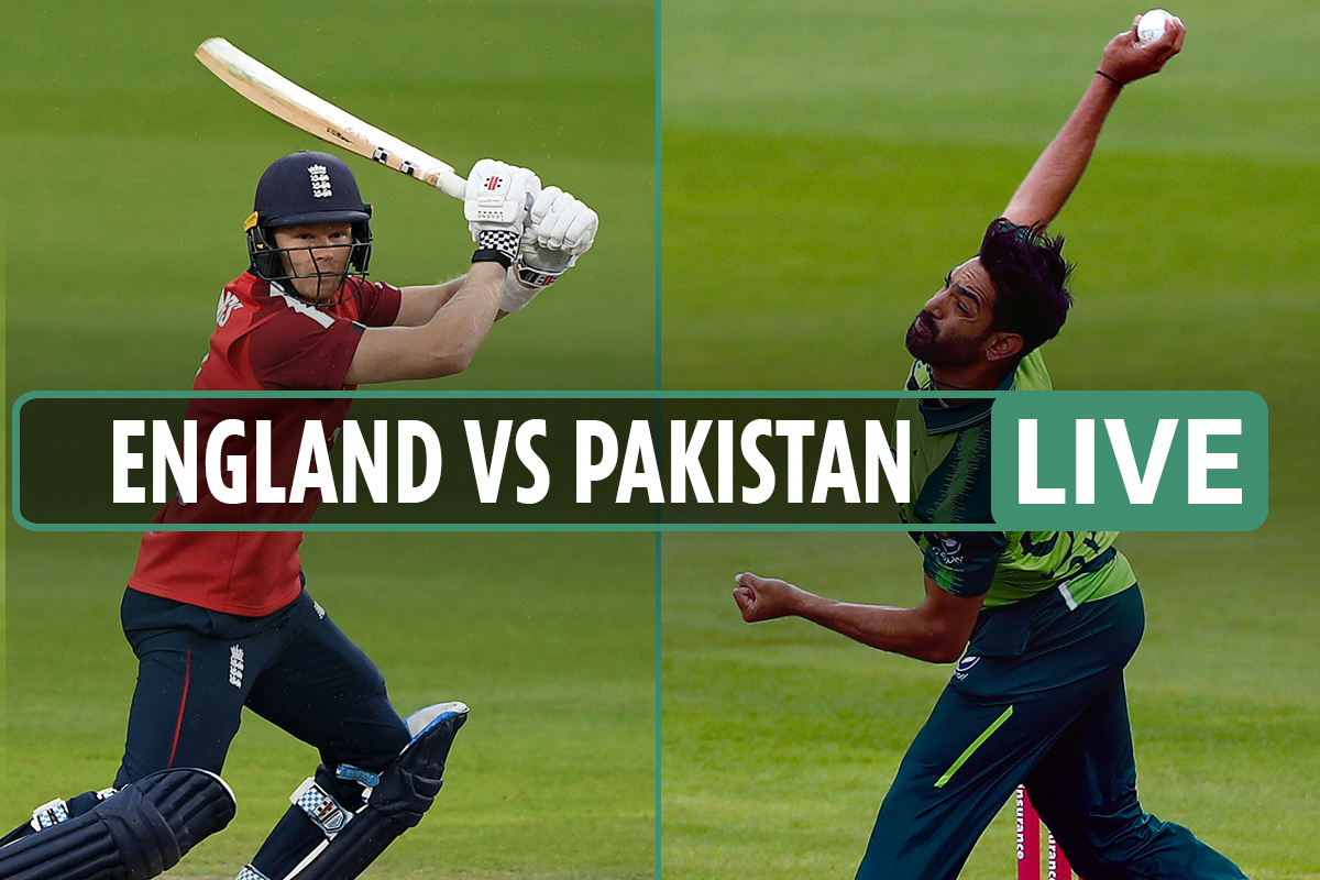 England vs Pakistan 2nd T20 LIVE: Streaming, score, cricket TV channel – tourists post 195/4 after Hafeez heroics