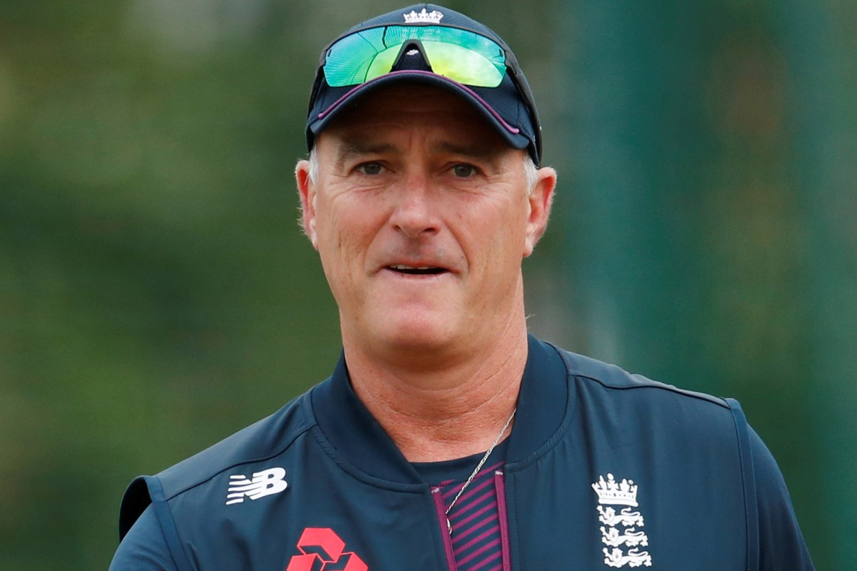 Graham Thorpe becomes England head coach for Pakistan T20 series with Chris Silverwood getting much-needed rest