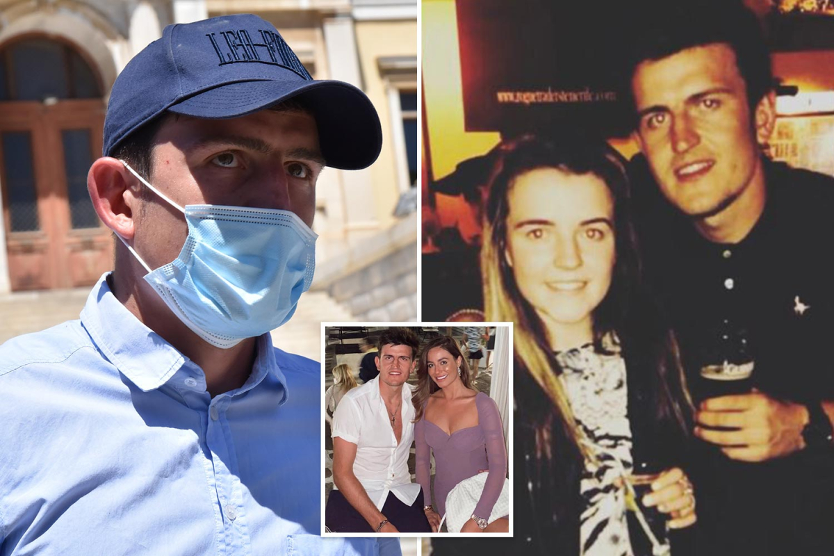 Harry Maguire brawled in Mykonos after sister Daisy was stabbed and mistook plainclothes cops for gang who targeted them