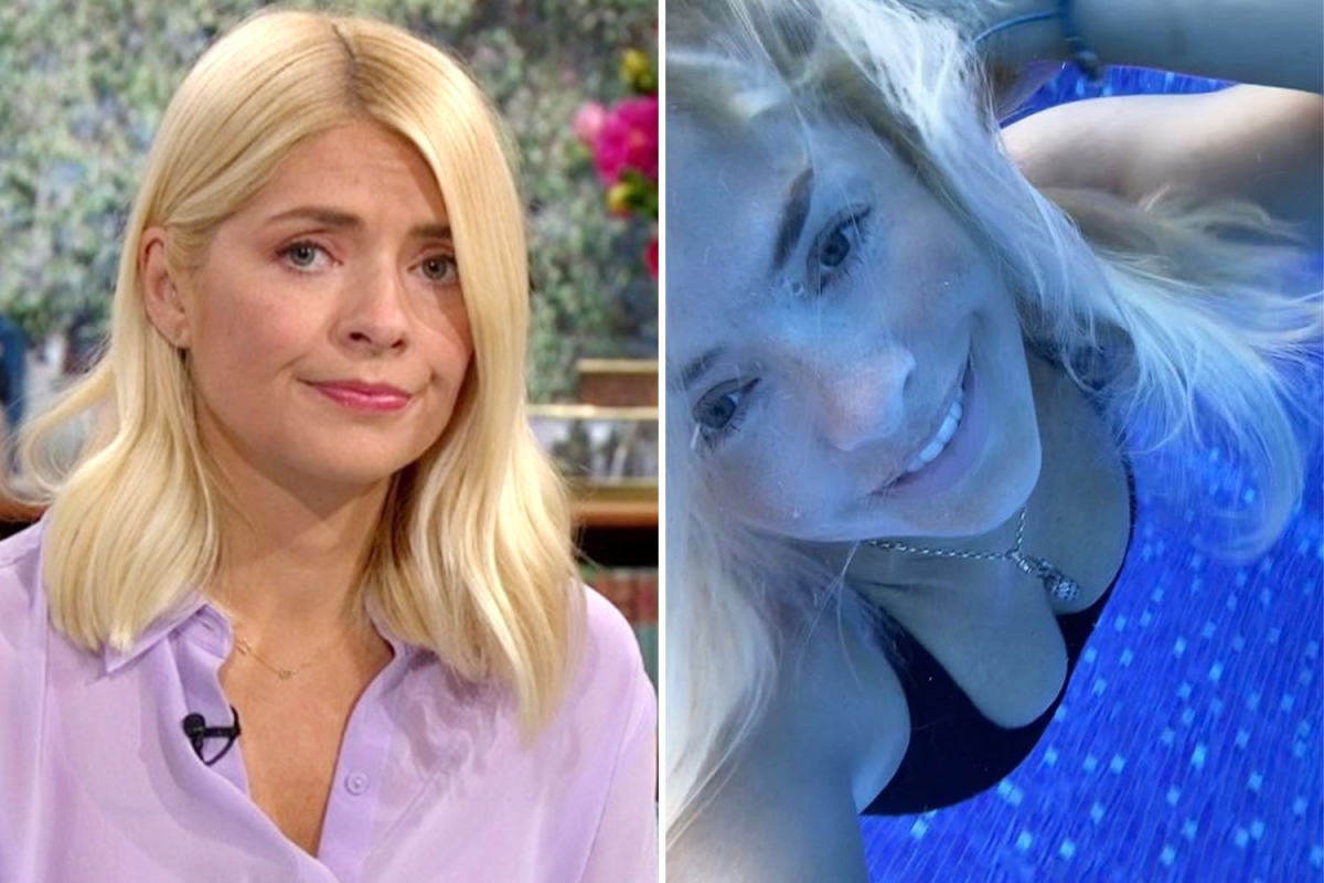 Holly Willoughby 'isn't happy' as she's 'forced to cut short 7-week holiday' to self-isolate before This Morning return