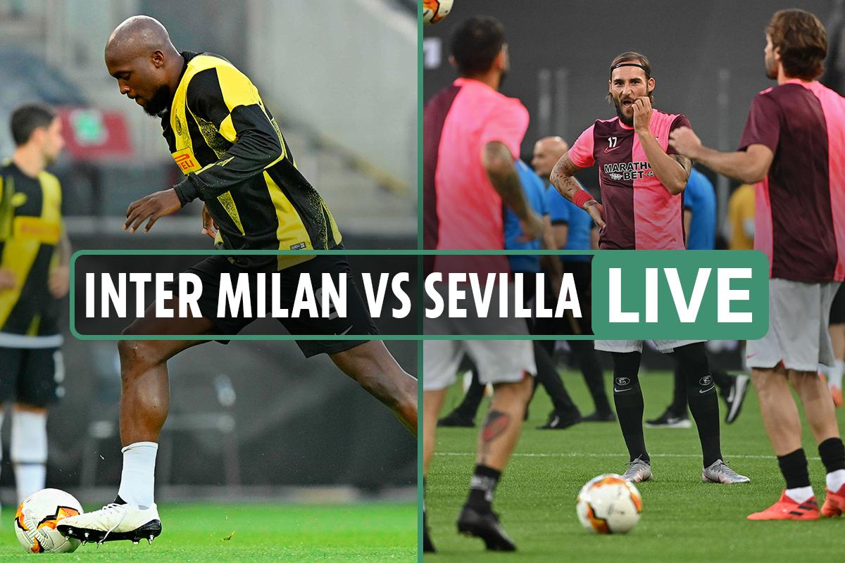 Inter Milan vs Sevilla – Europa League final LIVE: Stream FREE, TV channel, kick-off time, team news for TONIGHT