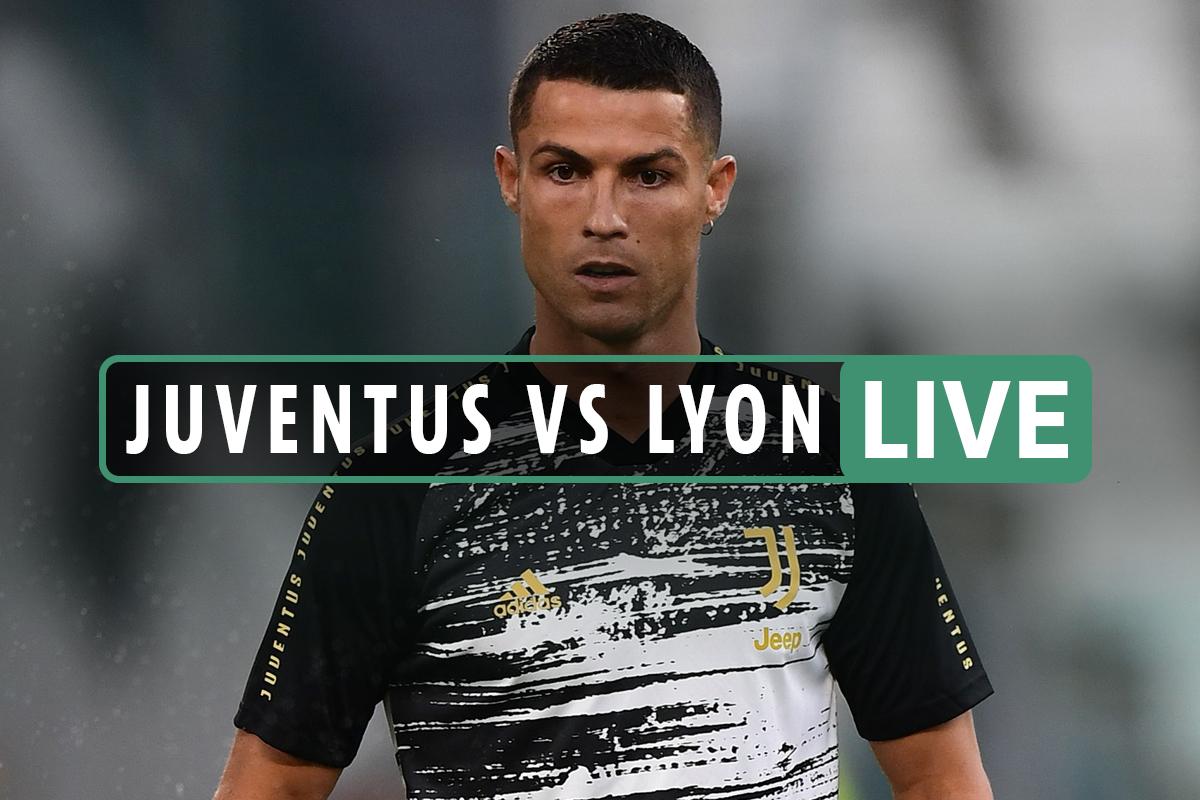 Juventus vs Lyon LIVE: Stream free, TV channel, score and teams – Champions League latest updates