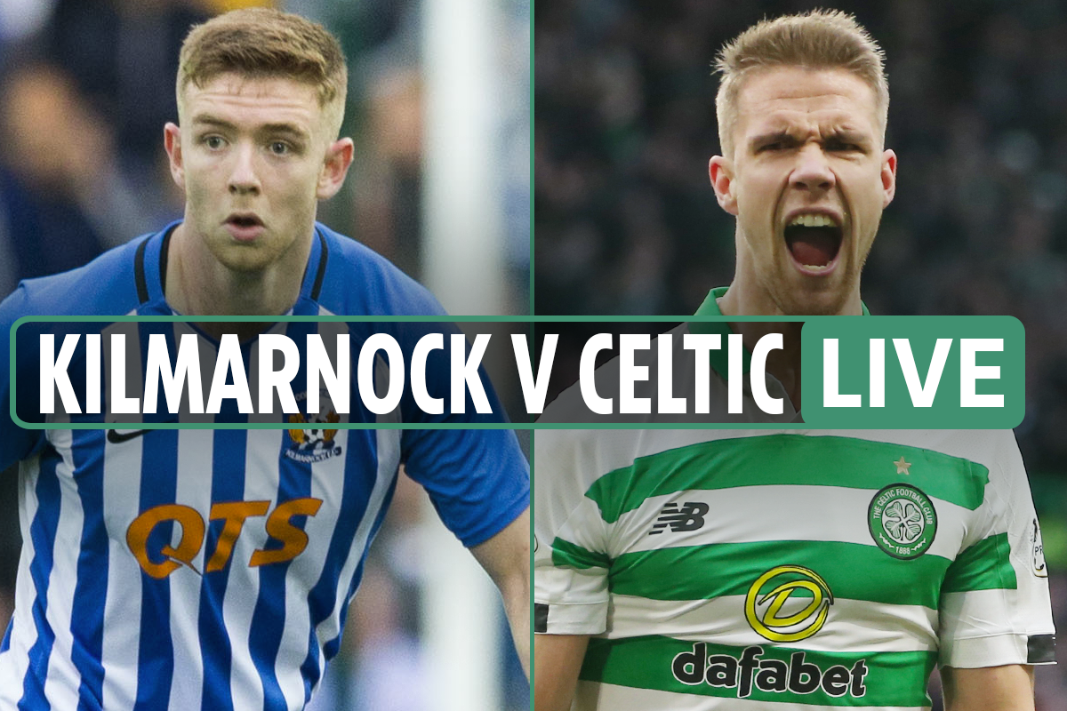 Kilmarnock vs Celtic LIVE: Stream, TV channel, kick-off time for Scottish Premiership game