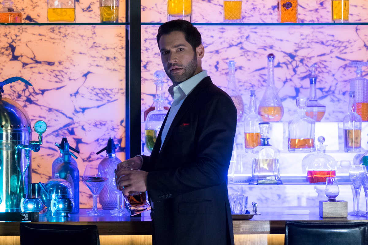 Lucifer's Tom Ellis hints second half of season 5 will hit Netflix in time for Christmas