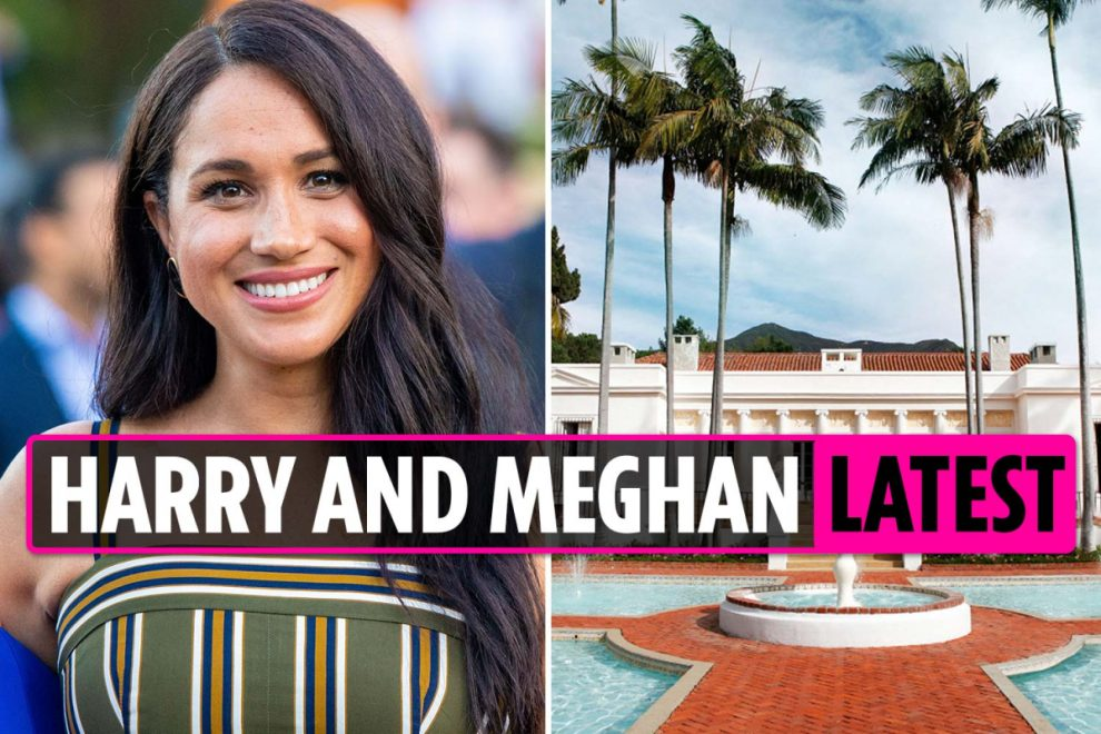 Meghan Markle and Prince Harry latest news – Duchess 'glad to be home' in America as she attacks 'toxicity' of the media
