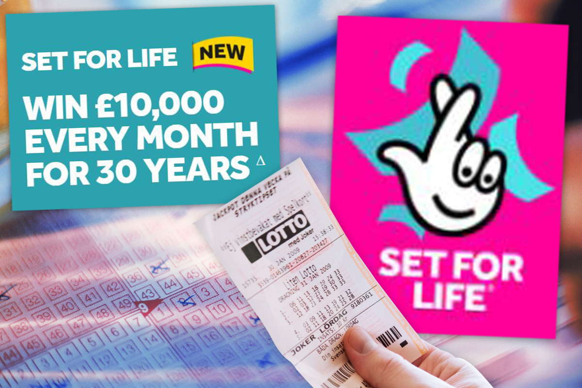 National Lottery Set For Life results: Winning numbers for Monday August 31 £10,000 a month for 30 years jackpot