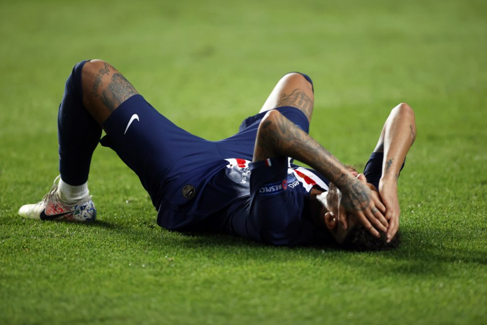 PSG 0 Bayern Munich 1 LIVE REACTION: Neymar in TEARS after Coman breaks French hearts in Champions League final