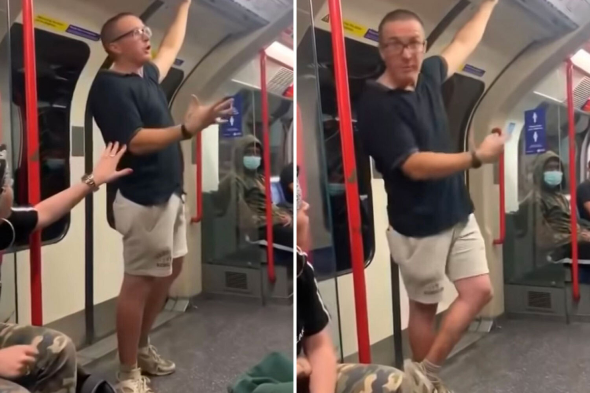 Police will continue investigation into man who knocked out London Tube racist despite him not wanting to press charges