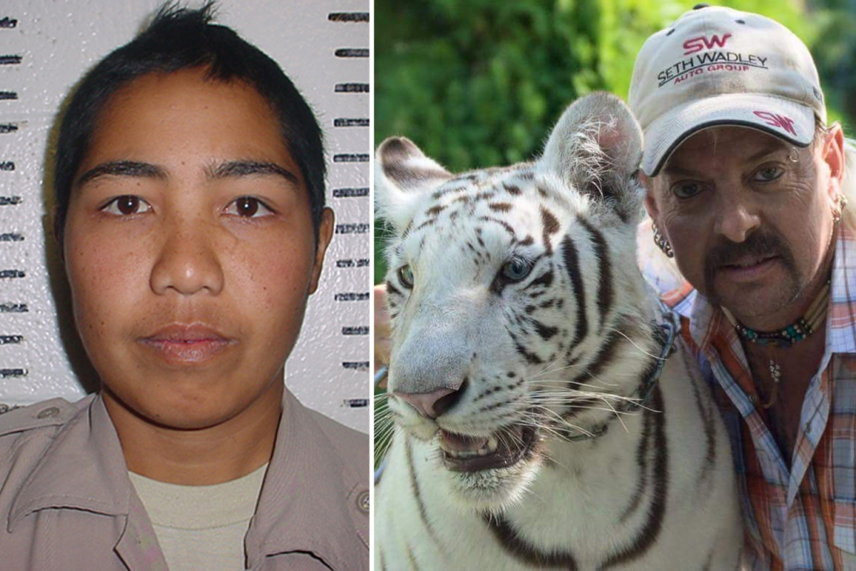 Tiger King's Saff insists there's 'more to Joe Exotic's story' that never made it to Netflix amid axed moments from doc
