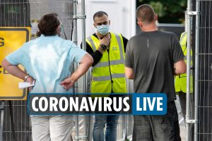 10am Coronavirus UK news – School Covid test CHAOS as union leader warns situation spiralling 'out of control' – LATEST