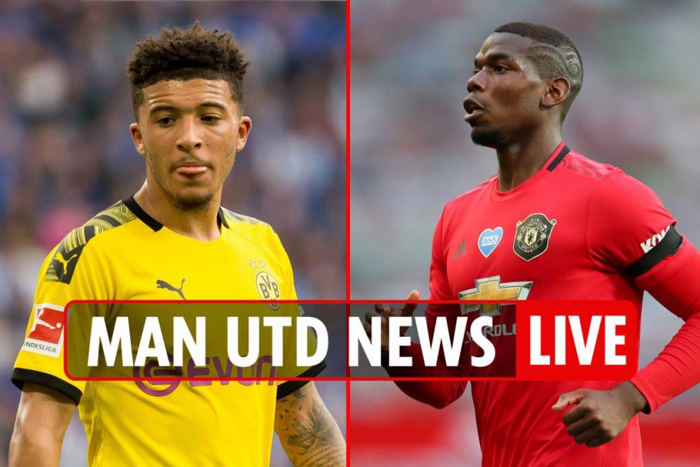 11am Man Utd transfer news LIVE: Kylian Mbappe to LEAVE PSG, Jadon Sancho UPDATE, Aston Villa RESULT, Pogba return