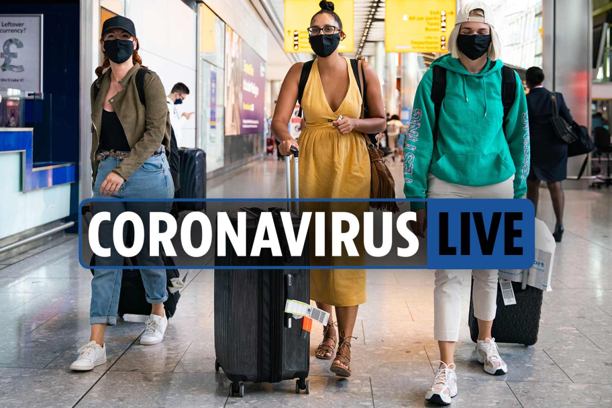5pm Coronavirus UK – Holiday boost with regions NOT entire countries on quarantine list & Covid vaccine within MONTHS