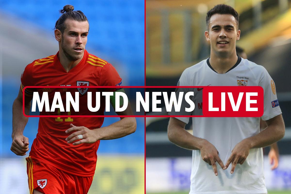 6pm Man Utd transfer news LIVE: Reguilon BID, Bale targeted as Sancho STALLS, Mbappe 'LEAVING PSG', Greenwood latest
