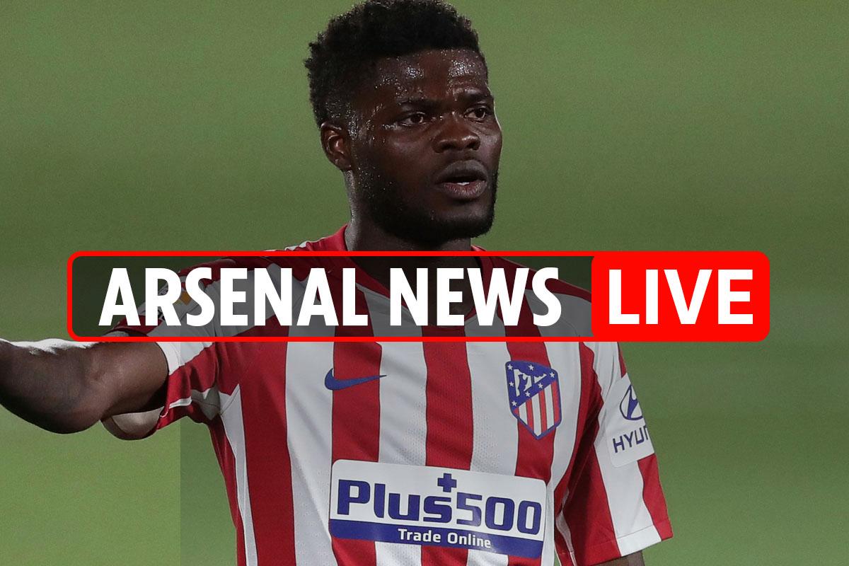 9am Arsenal transfer news LIVE: Thomas Partey LATEST, Torreira close to exit, Ceballos loan, Aubameyang new contract