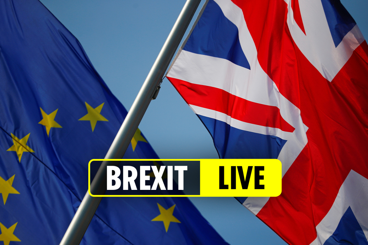 Brexit latest news LIVE – Massive UK victory as EU FINALLY blinks on trade deal demands – LATEST UPDATES