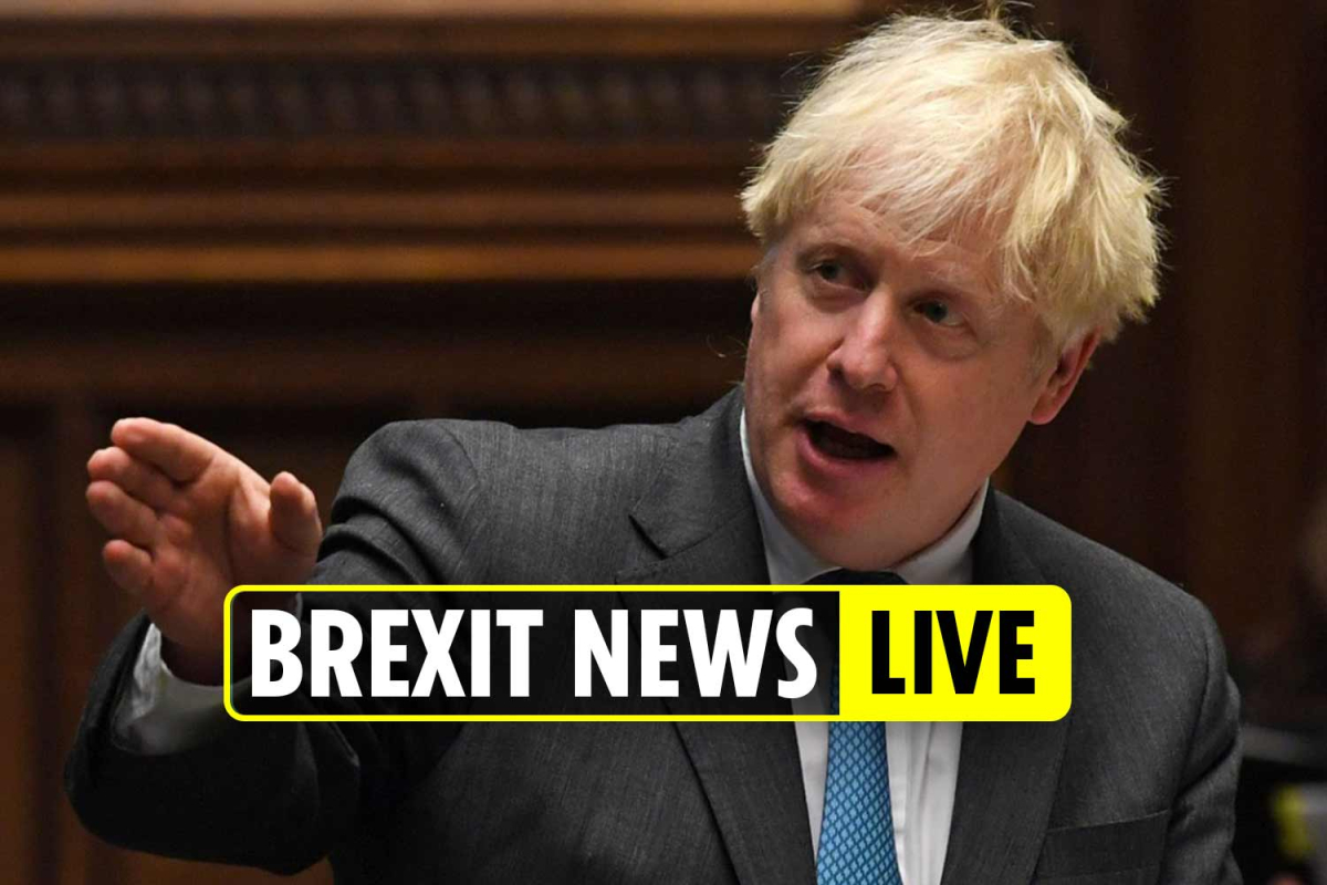Brexit latest news TODAY – 1,000s of Brits' bank accounts CLOSED if there's no Brexit trade deal with the EU