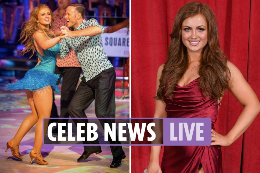 Celebrity latest news – Maisie Smith's Strictly fix row and Charlotte Dawson's baby gender-reveal
