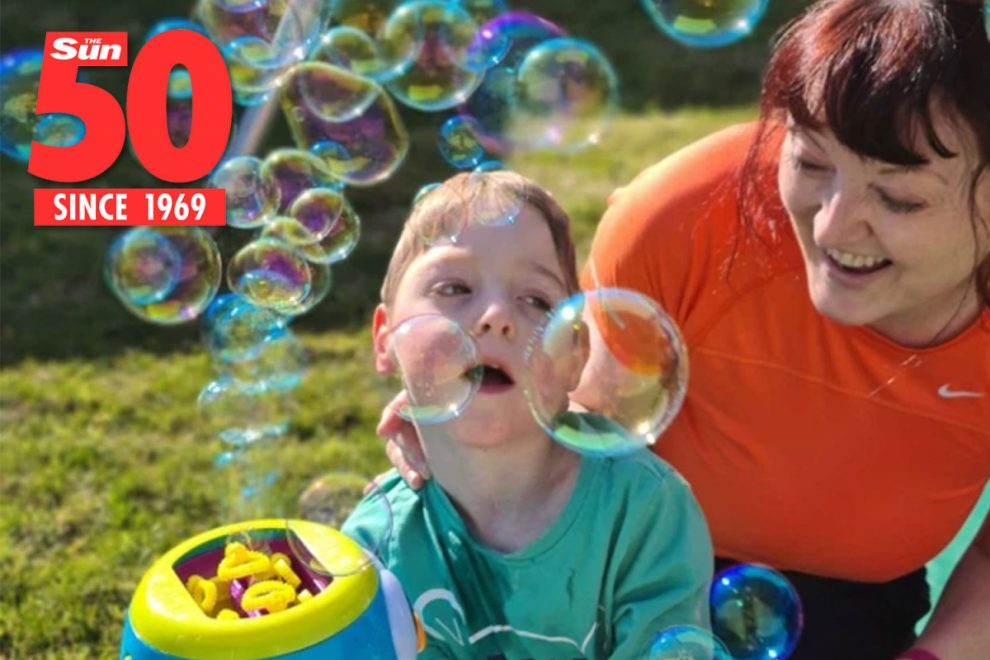 Charity for children with cerebral palsy thanks The Sun for £10,000 cash boost from our £1m 50th birthday fund