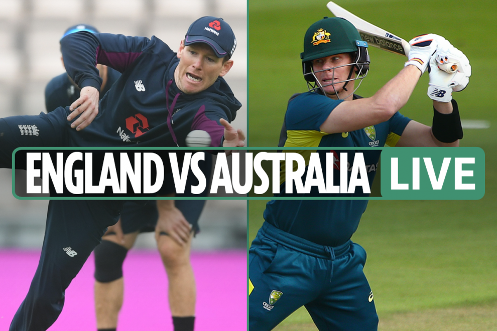 England vs Australia T20 LIVE SCORE: Tourists chasing 163 to win in Southampton – stream, TV channel, latest updates
