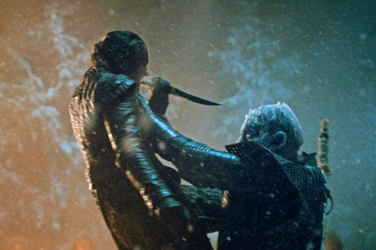 Game of Thrones' Maisie Williams reveals Jon Snow was destined to kill Night King before Arya shake-up