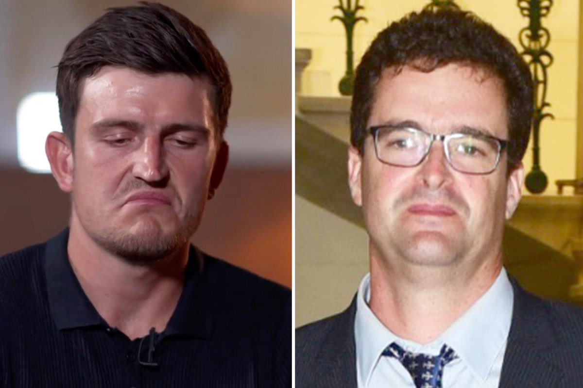 Greek prosecutor taunts 'arrogant' Harry Maguire and urges him to hand over vid Man U ace claims will clear his name