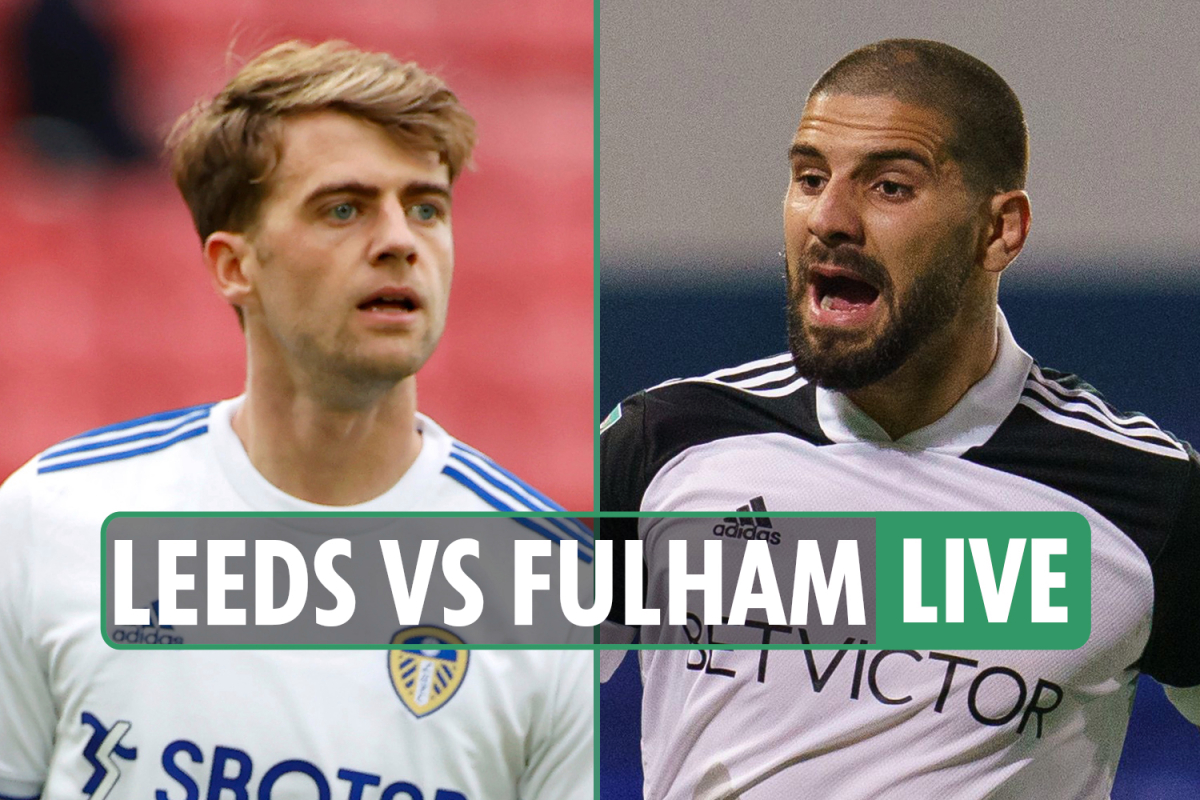 Leeds vs Fulham LIVE SCORE: Latest updates as Premier Legue football finally returns to Elland Road