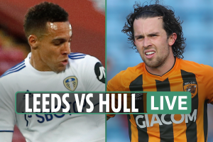 Leeds vs Hull LIVE: Stream, score, TV channel – Wilks gives Tigers shock Carabao Cup lead on Rodrigo's full debut