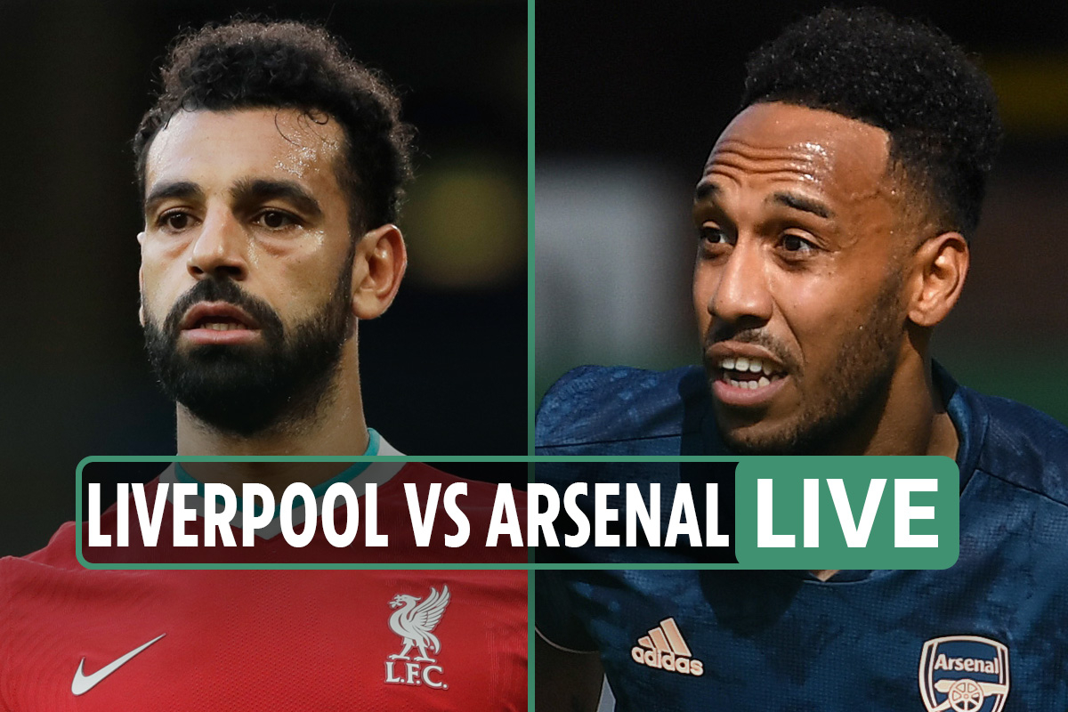 Liverpool vs Arsenal: Live stream, TV channel, teams and kick-off time for Premier League game