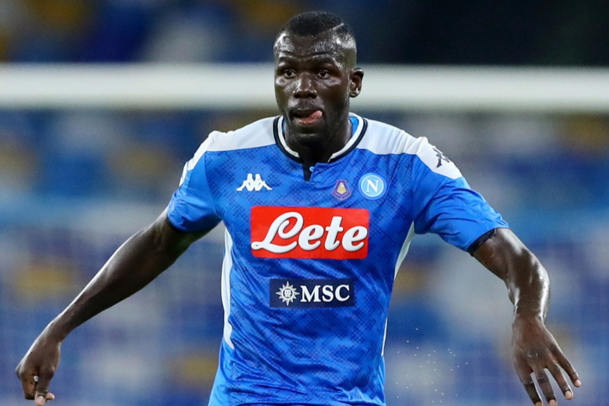 PSG leapfrog Man City in Kalidou Koulibaly transfer chase with French champs 'confident' of pulling off £75m deal