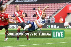 Southampton vs Tottenham LIVE: Stream free, TV channel, score and teams – Kane's and Ings both have goals ruled out