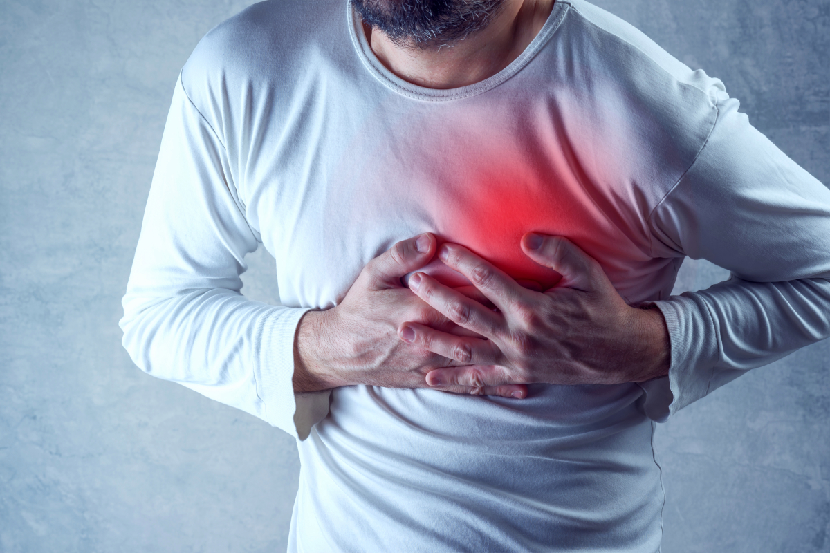 The 6 signs you're one of 23 million Brits at risk of heart problems from high cholesterol