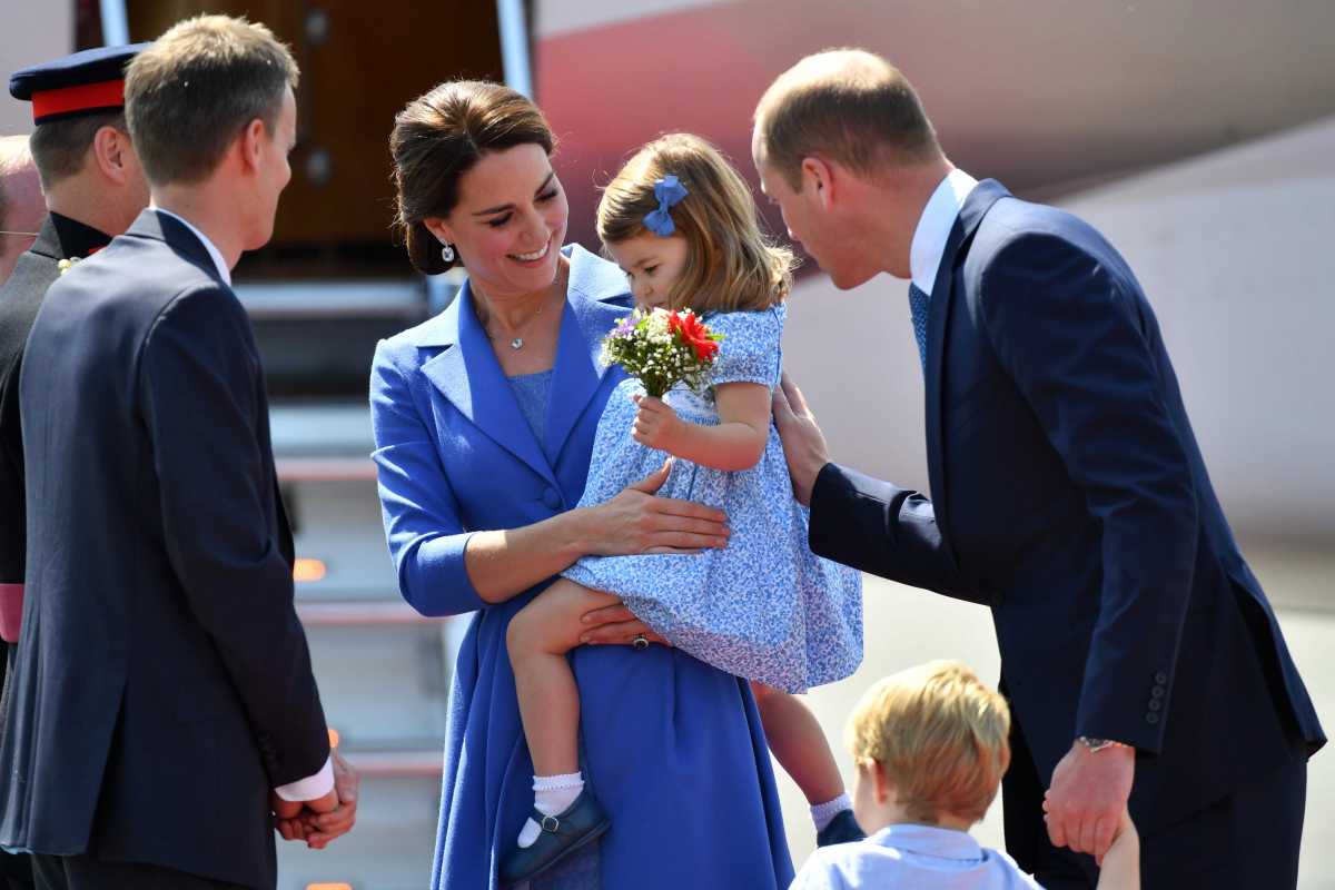 The subtle ways Kate Middleton mirrors Princess Diana's parenting style while raising George, Charlotte and Louis