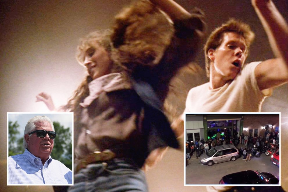 Town bans DANCING to stop coronavirus spread in bizarre move straight out of Footloose film