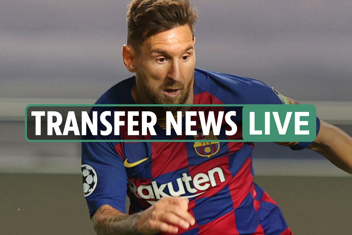 Transfer news LIVE: Gareth Bale linked with Spurs, Messi LATEST, Barcelona 'final offer' for Martinez
