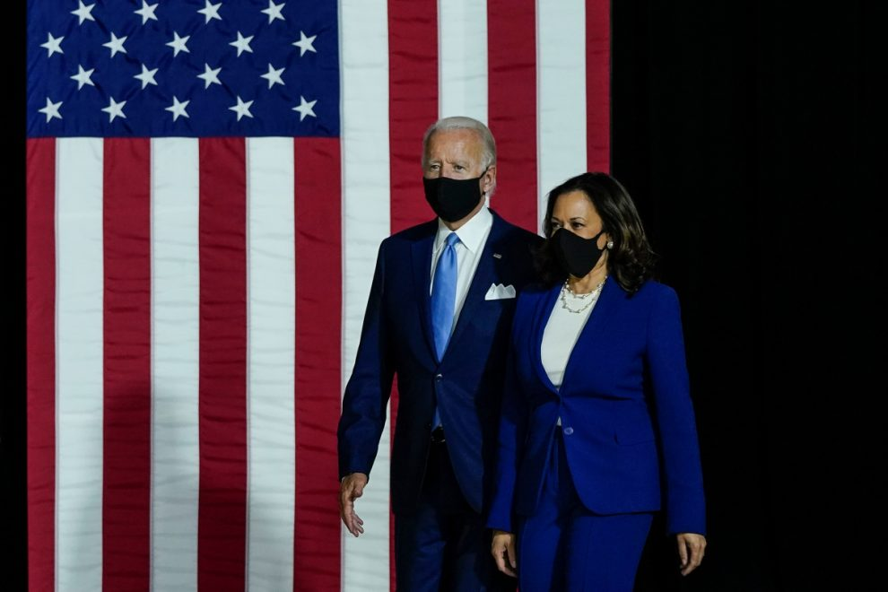 US election 2020 latest news: Trumps tears into Biden & Harris for 'anti-vaxx' comments