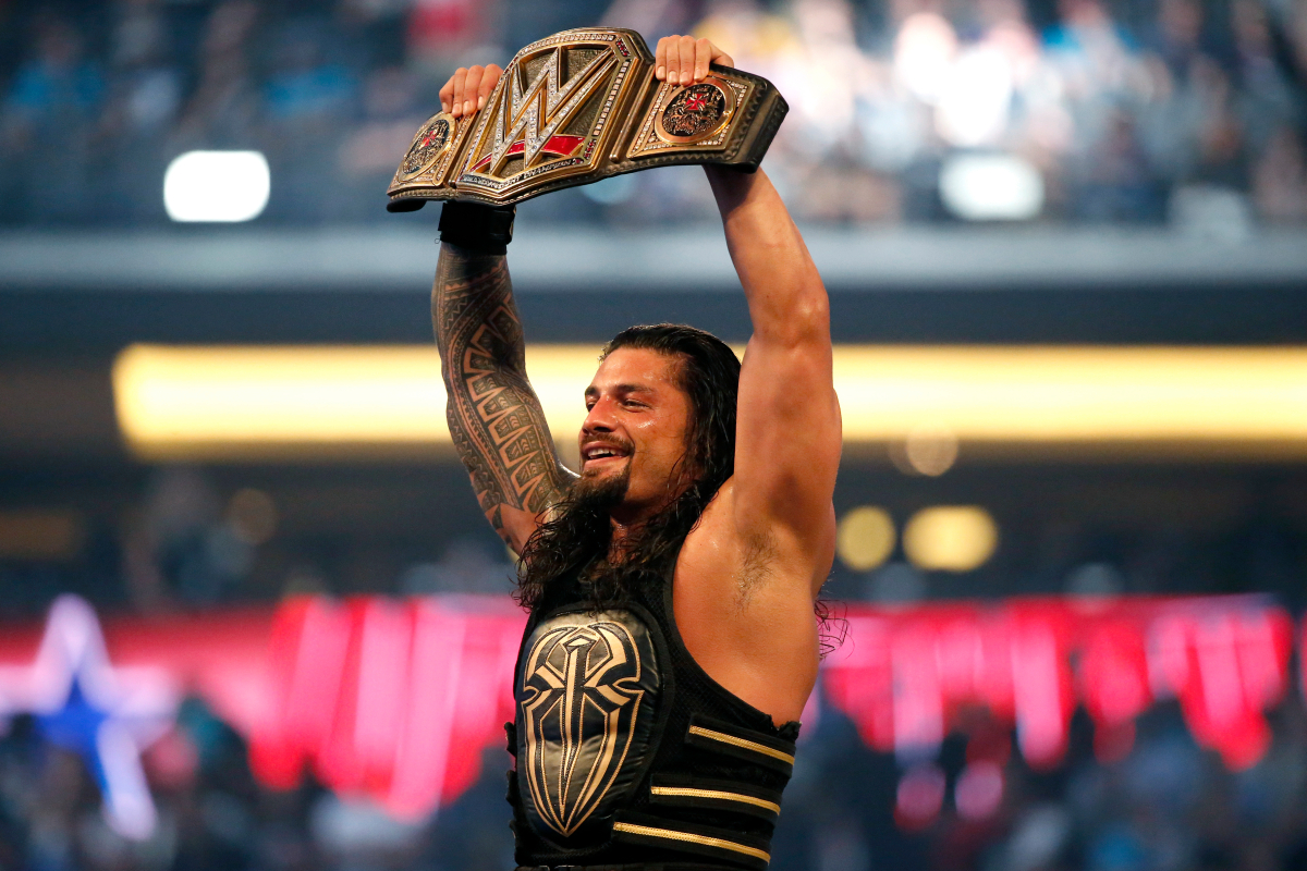 WWE's 'endgame' plans for Roman Reigns universal title reign revealed with Big Dog set to fight cousin Jey Uso