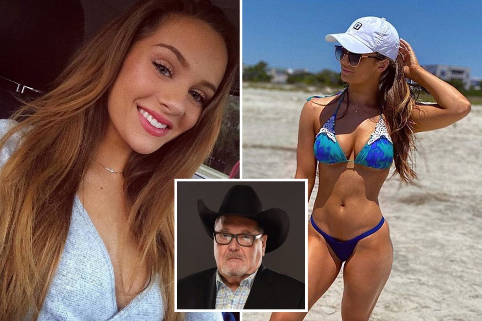 WWE legend Jim Ross forced to apologise after hoping AEW star Anna Jay had a wardrobe malfunction in creepy AEW remark