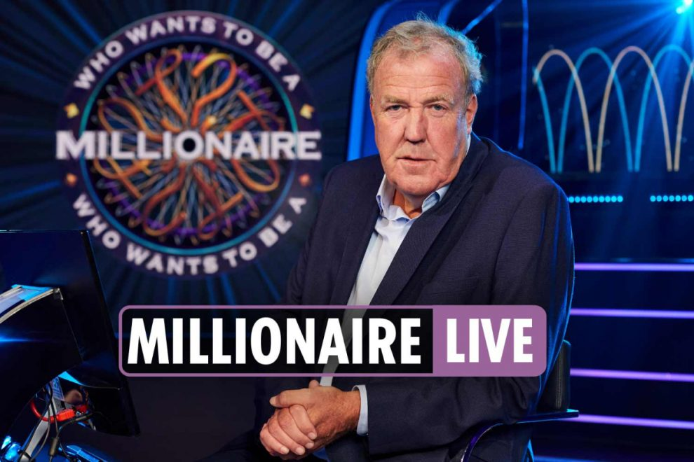 Who Wants To Be A Millionaire? 2020 – LIVE updates as first winner in 14 years crowned TONIGHT