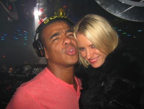 Who is DJ Erick Morillo's wife Yasmin Sait Armstrong?