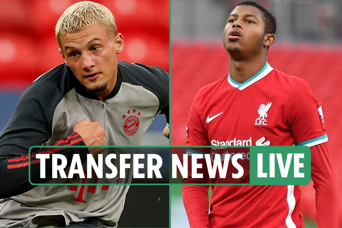 11.30am transfer news LIVE: Rhian Brewster £23m Sheffield United talks, Leeds close in on Cuisance – latest gossip