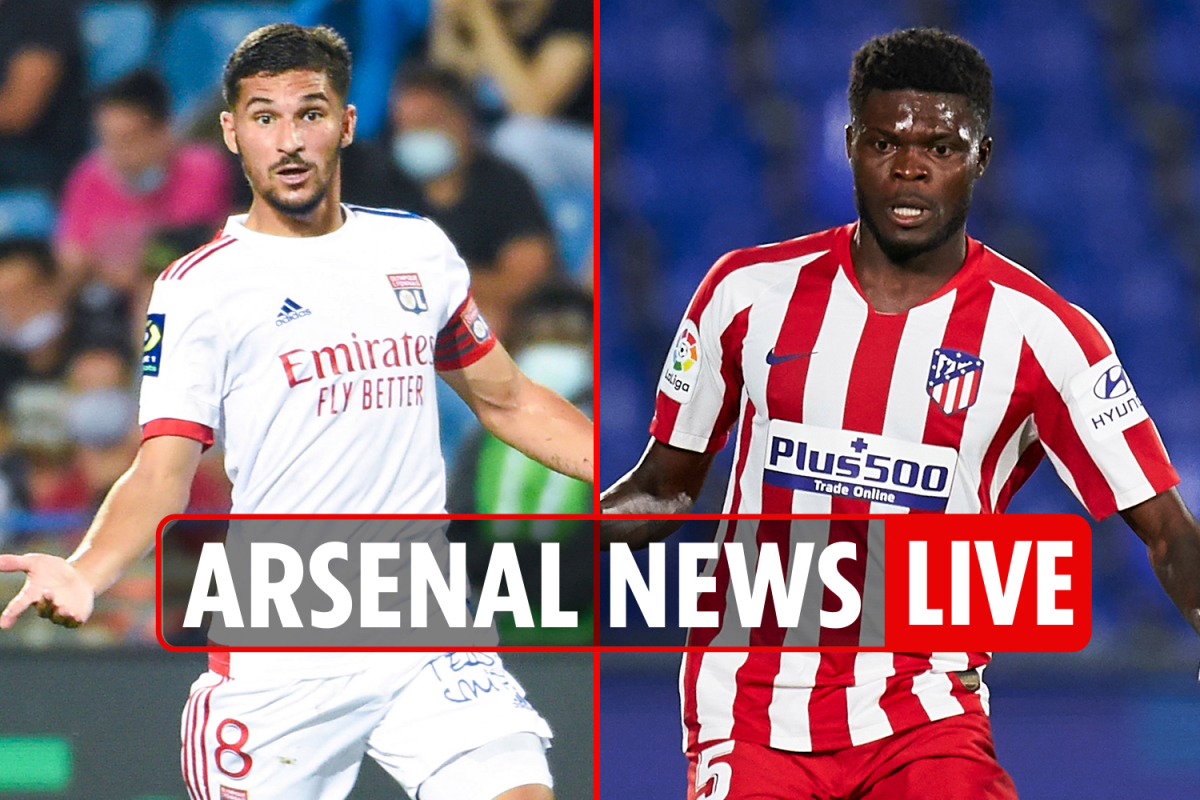 7am Arsenal transfer news LIVE: Aouar LATEST, Torreira to Atletico, Partey update, Martinez leaving a 'mistake'